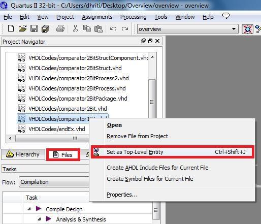 16  Script execution in Quartus and Modelsim — FPGA designs