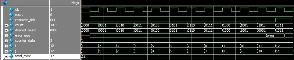 9  Testbenches — FPGA designs with Verilog and SystemVerilog